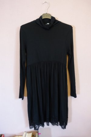 Asos Petite Longsleeve Dress black viscose