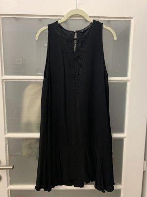 Zara Robe Babydoll noir