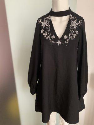 Kleid mit Stickerei von Glamorous Gr 36 S