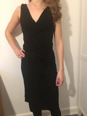 Kleid mit tiefem Rückenausschnitt, Größe S von Mango