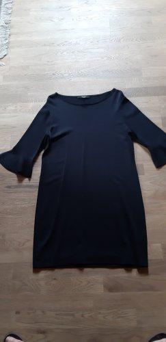 someday Vestido línea A negro