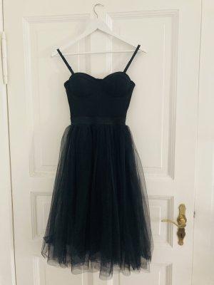 Tally Weijl Sukienka z gorsetem czarny