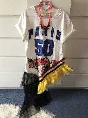 Kleid mit Tülldetail aus Korea NEU