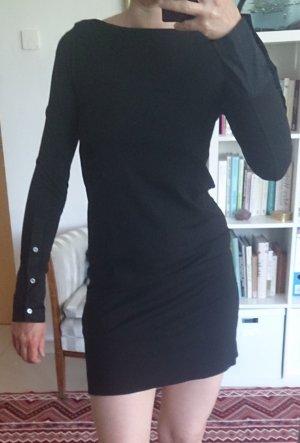 Kleid  mit Uboot-Ausschnitt