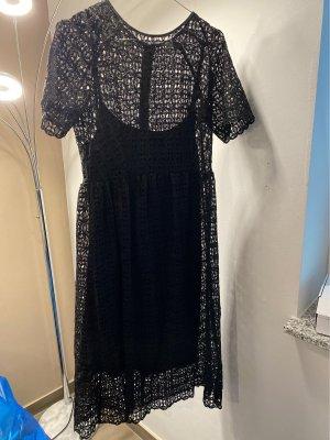 Kleid mit Unterkleid
