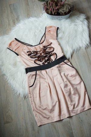 Kleid mit Volant / Partykleid / Cocktailkleid