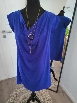 Kleid mit Wasserfall-Ausschnitt (Promod)