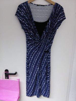Kleid mit Wasserfallausschnitt von Expresso - Gr. 38 - gut!