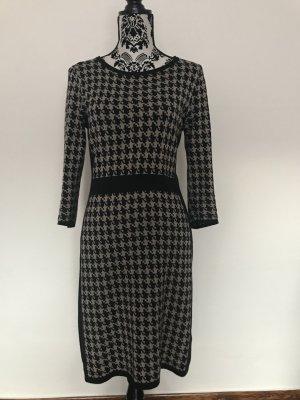 Kleid * Montego * 36 * schwarz-beige*