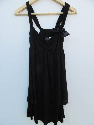 Kleid Nachthemd schwarz H&M Gr. M