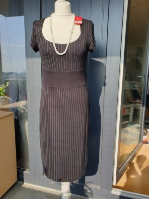 Kleid Nadelstreifen Vivien Caron Neu mit Etikett (38) *neu*