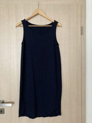 Kleid Navy Viskose