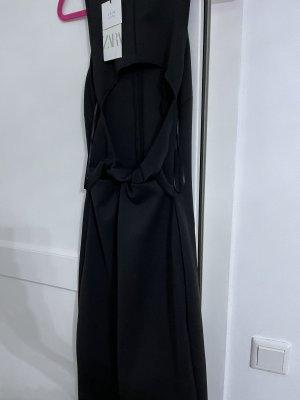 Kleid neopren midi neu rückenausschnitt