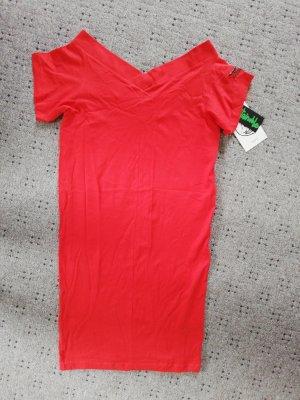 Cheap Monday Midi Dress red