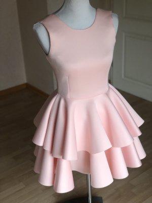 Robe ballon rosé