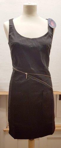Kleid, Neu, Buffalo, Etuikleid mit Dekozipper und Rückenzipper, Doublure, Gr. 36
