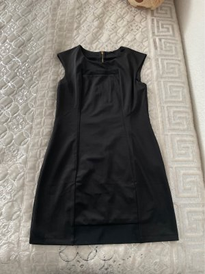 Peplum Dress black