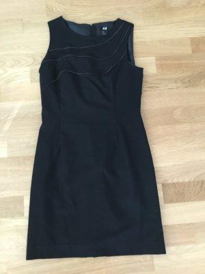 H&M Sheath Dress black