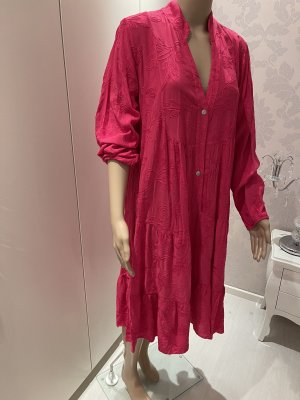Midi Dress magenta-pink