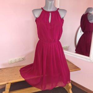 Apricot A Line Dress multicolored