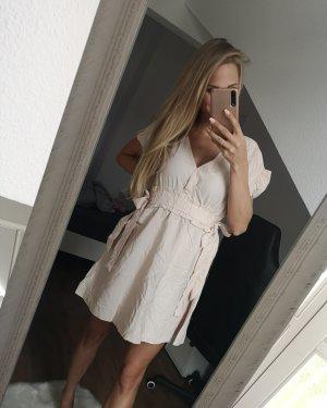 Kleid nude S