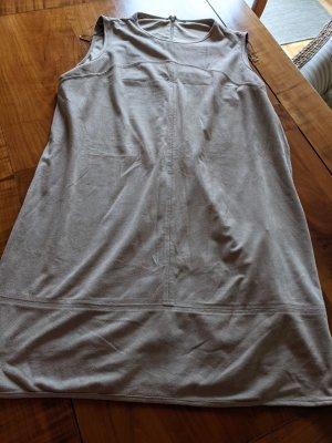 Kleid oder Tunika in Velouroptik von Comma in Größe 44 / Etikett wurde rausgeschnitten