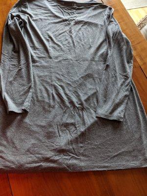Comma Robe en cuir brun sable
