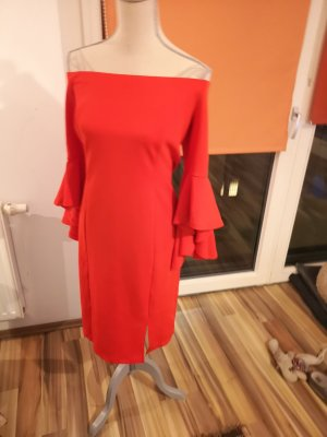 Kleid off shoulder neu