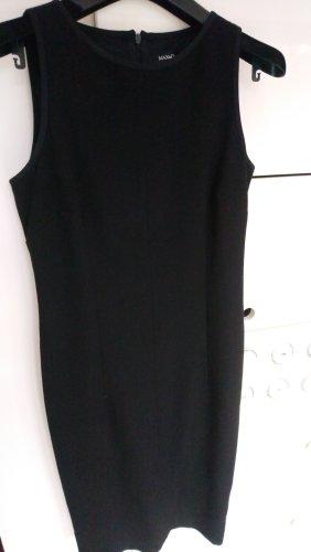 Kleid ohne Ärmel, schwarz Gr. 40