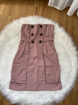 Kleid ohne Träger von Stradivarius