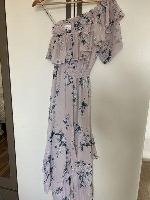Misa Los Angeles Robe asymétrique violet-lilas