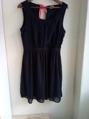 """Kleid Only """"Lucy"""" schwarz Cocktailkleid 38 NEU"""