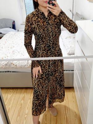 Kleid & other stories neu mit Etikett braun Leopard Animalprint leoprint