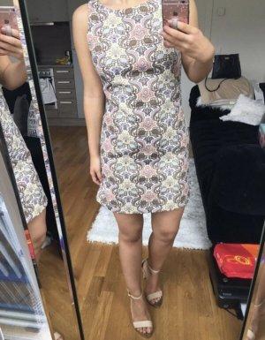 Kleid Paisleymuster Zara