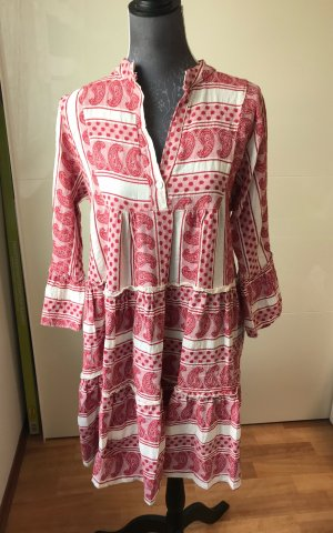 Kleid Paisly Muster