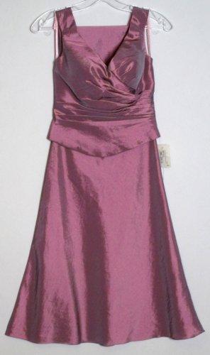 Kleid Party Größe 32 Dress Abendkleid Stola Hochzeit ABI Ball Beere
