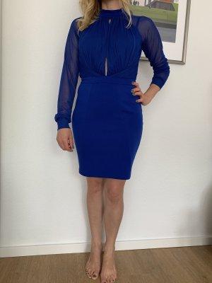 Kleid Partykleid Abendkleid blau Asos