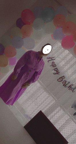 Kleid Pasten Lila