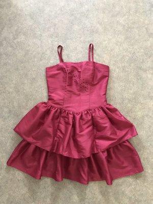 Kleid Peplumkleid Abendkleid Partykleid S Neu