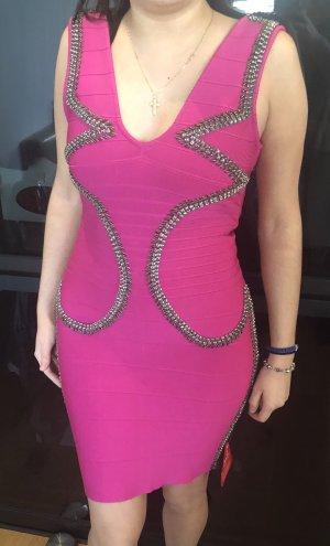 Kleid  (pink)