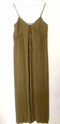 Kleid Plissiert-Effekt