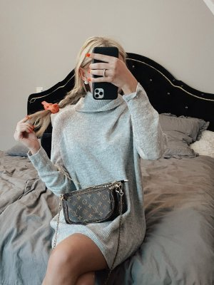 Kleid-Pullover