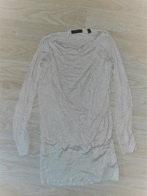 Esprit Robe pull beige clair coton