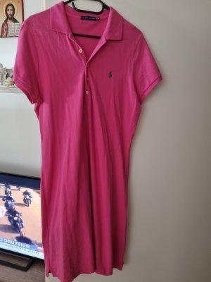 Ralph Lauren Sukienka polo różowy
