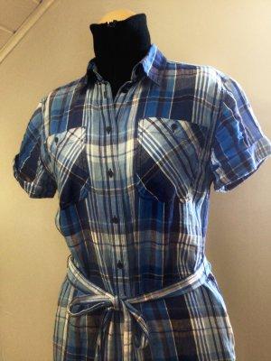 Lauren Jeans Co. Ralph Lauren Abito blusa camicia multicolore