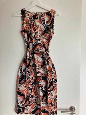 H&M Ołówkowa sukienka Wielokolorowy