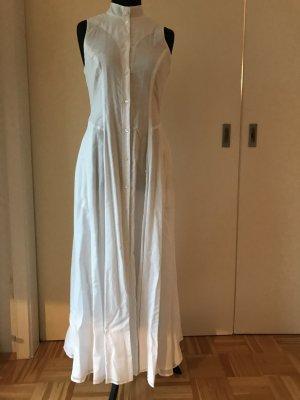 Riani Maxi abito bianco Cotone