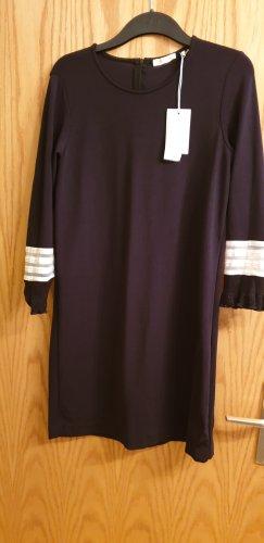 Rich & Royal Sweat Dress black