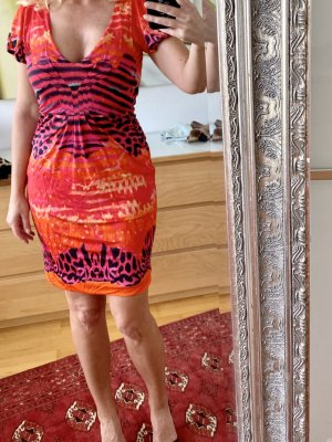 Roberto Cavalli Mini Dress multicolored