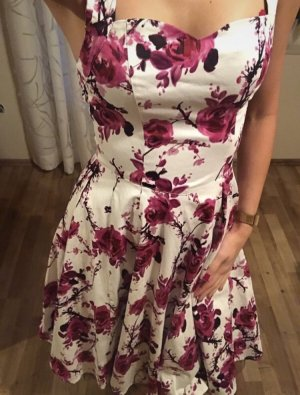 Kleid Rockabilly Stil XS